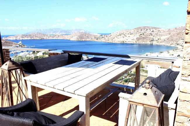 Best hotels in Ios island