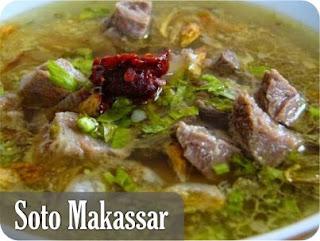 Soto Makassar