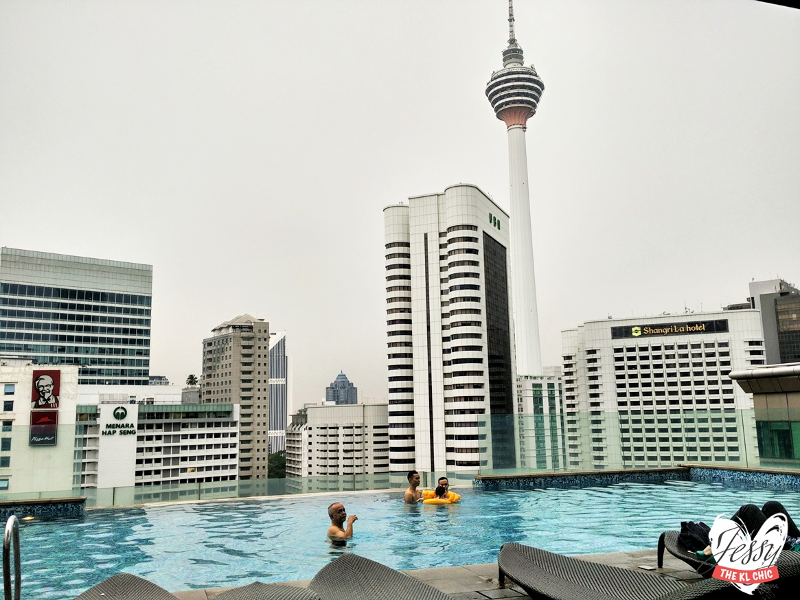 Cheapest Weekly KL Stay With HaftaRent at Fraser Place