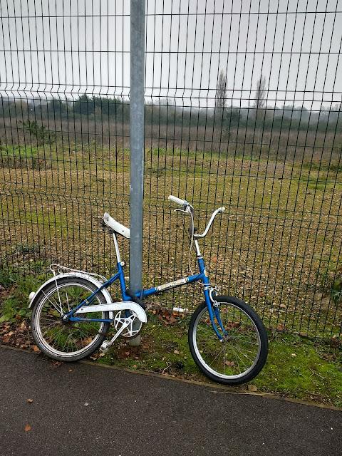The Tins, Cherry Hinton, Land South of Coldhams Lane, Cambridge, Edgelands, Bike, Abandoned, Psychogeography
