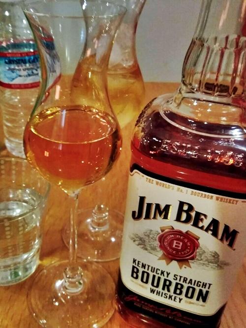 若いころに良く飲んでいた銘柄 ジム・ビーム(Jim Beam)