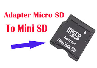 adapter micro sd to mini sd