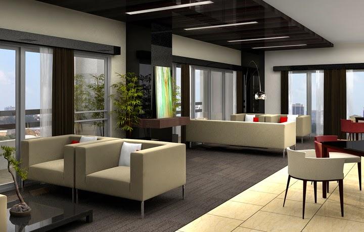 Illumina Residences Sky Lounge