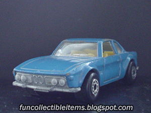 Blue BMV | Matchbox Car