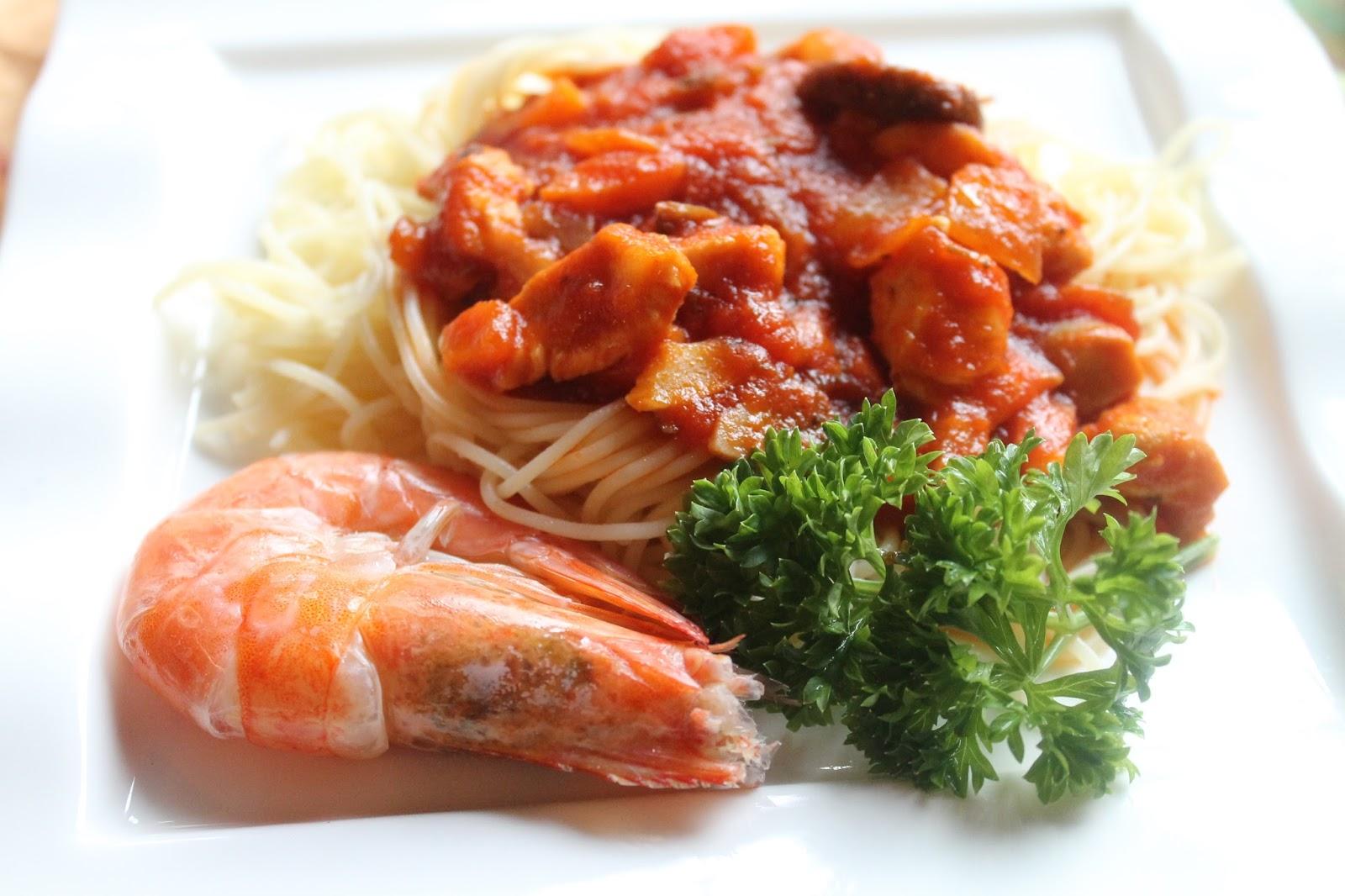 Pasta Sedap Ala Restoran Mewah Dengan Prego Azie Kitchen