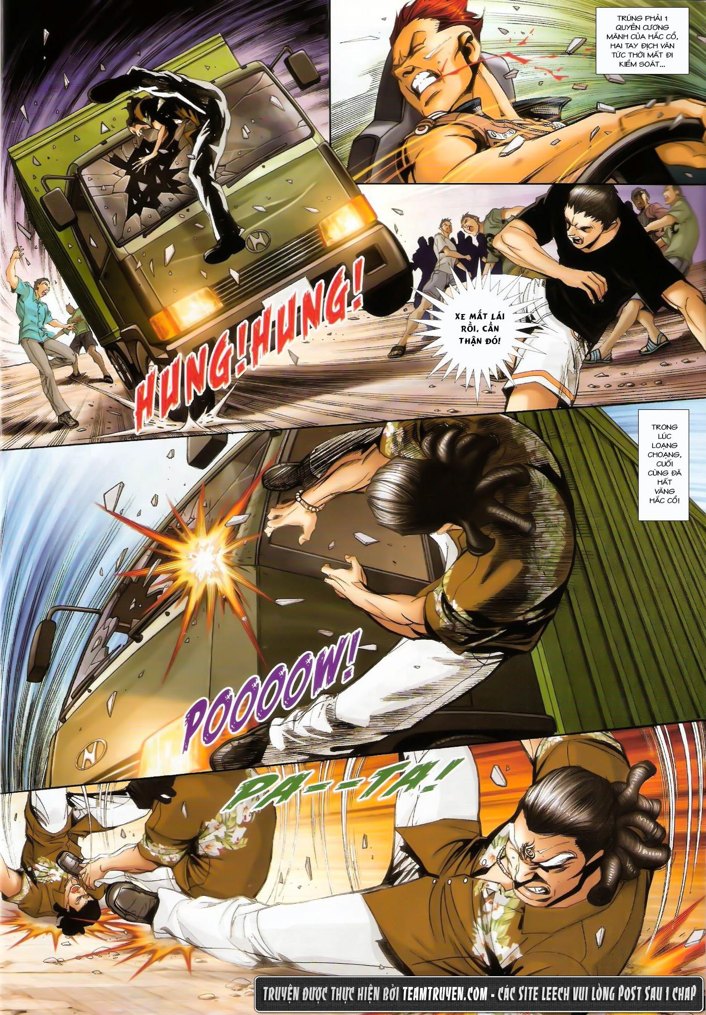 Người Trong Giang Hồ NetTruyen chap 1431 - Trang 10