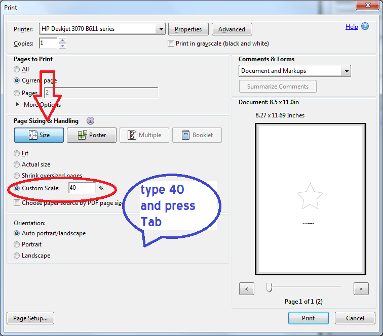 how to delete a page using adobe reader