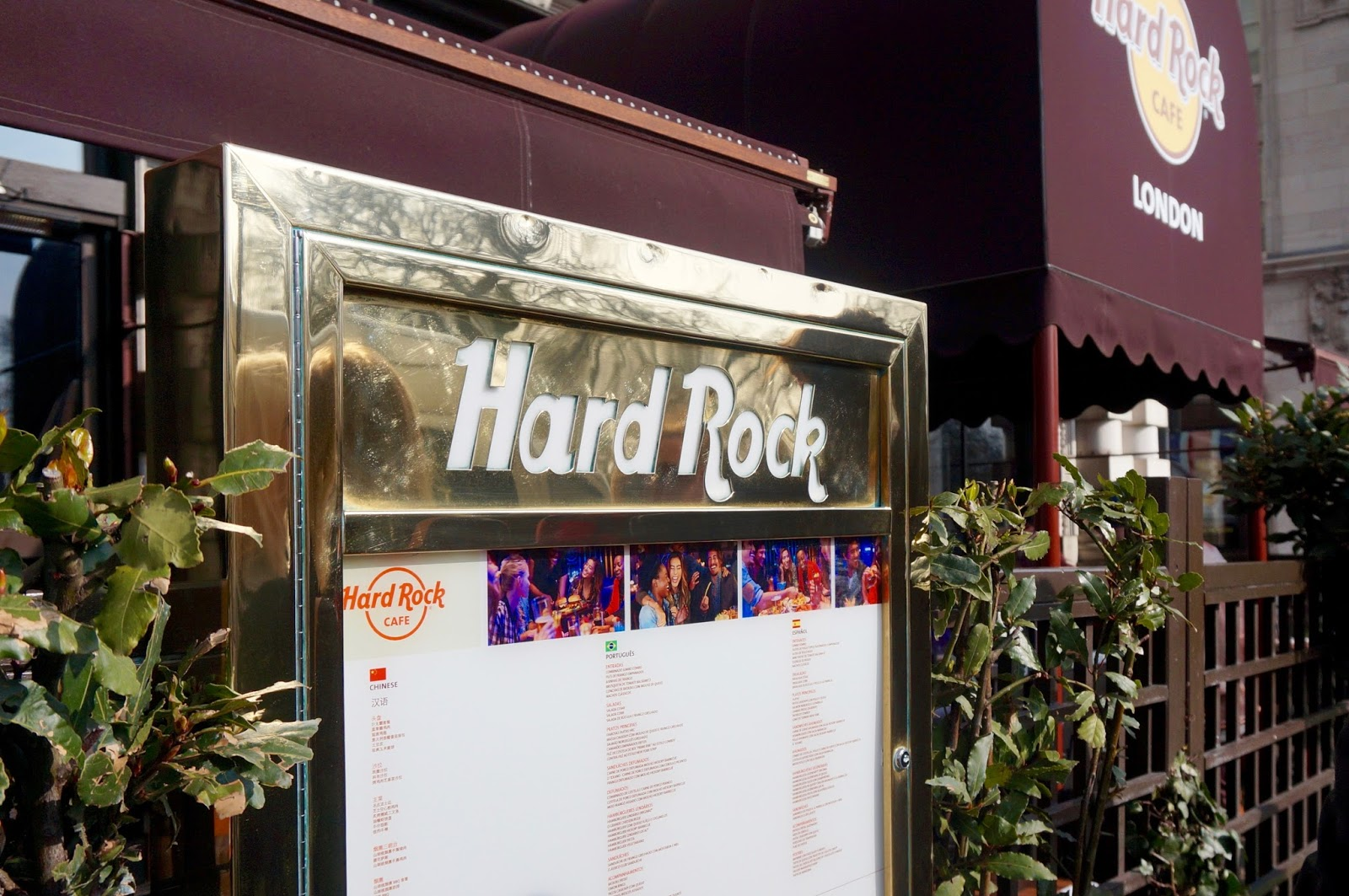 Rock 'N' Roll Brunch at Hard Rock Cafe