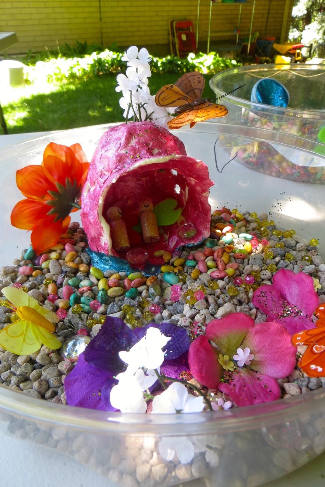 Ms. Sara\'s Preschool Blog: Summer Camp - Fairies