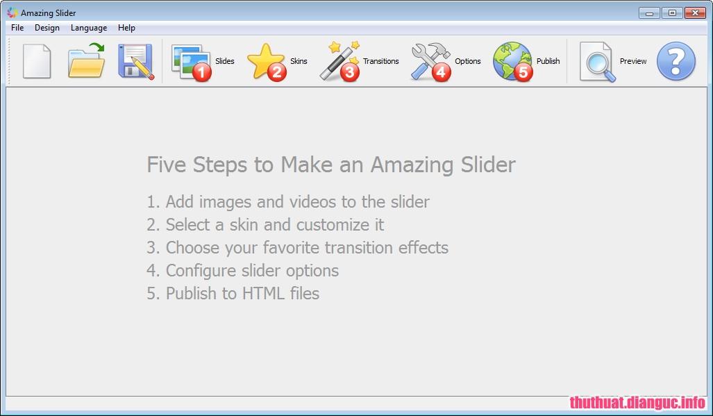 Download Amazing Slider 6.9 Enterprise Full Crack, phần mềm tạo trình chiếu jQuery, Amazing Slider, Amazing Slider free download, Amazing Slider full key,