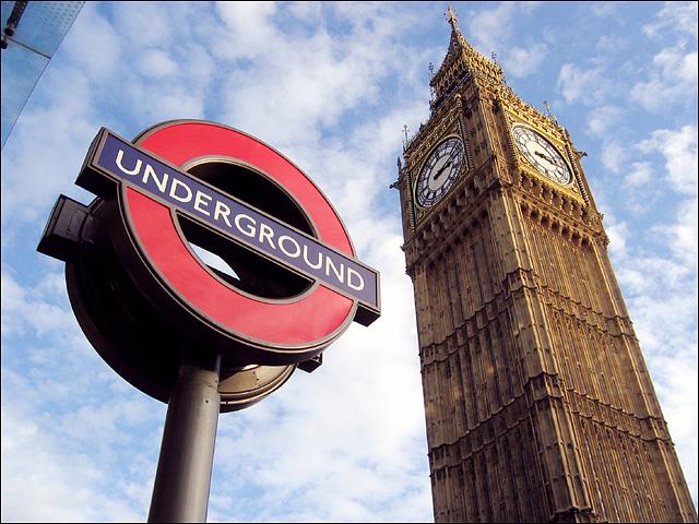 Meios de transporte em Londres