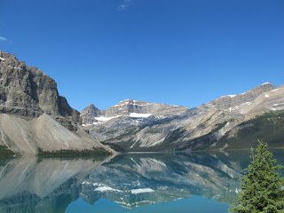 Canada, photograph, Bow Lake