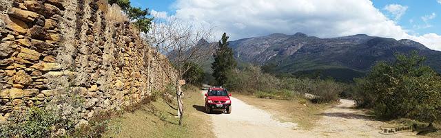 Bicame de Pedras, Catas Altas, Minas Gerais. Caminho dos Diamantes, Estrada Real