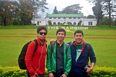 The Mansion, Baguio City, Benguet