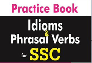 Idiom & Phrase for SSC and Bank | Download PDF