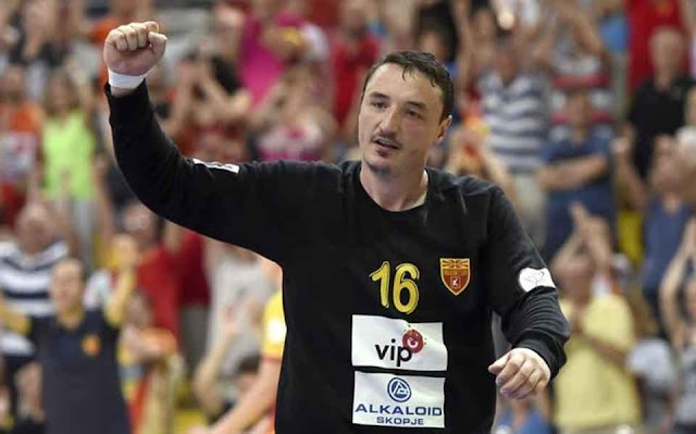 Borko Ristovski wechselt von Barcelona nach Portugal