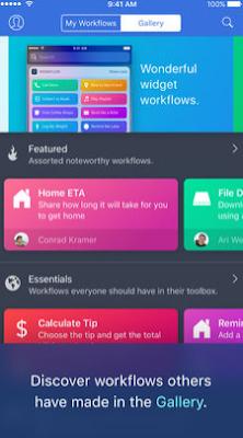 workflow-app-on-ios