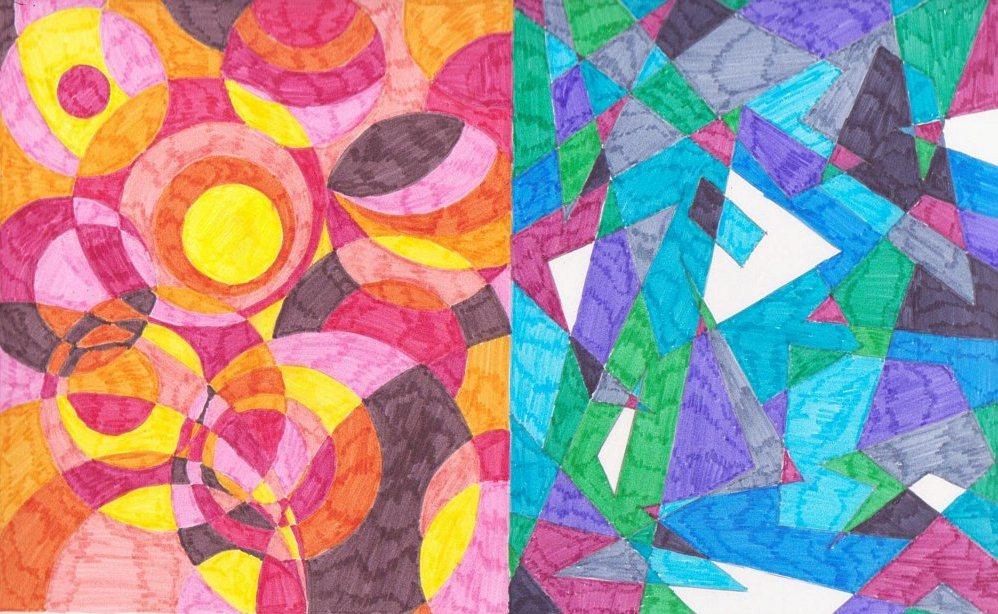 4. Colores Fríos / Colores Cálidos