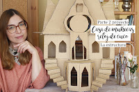 casa muñecas con carton