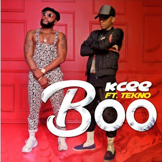 Kcee - Boo ft. Tekno