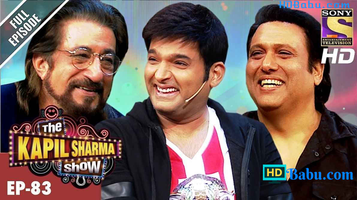 The Kapil Sharma Show 25th February - 84th Episode 300MB