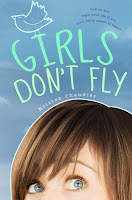 book cover of Girls Don't Fly by Kristen Chandler published by Viking