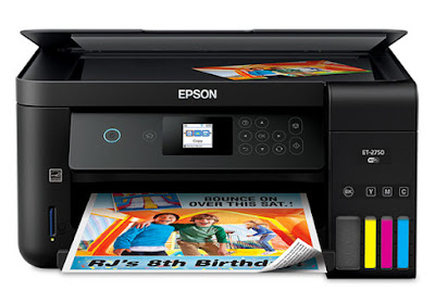Download Driver Epson Ecotank ET-2750