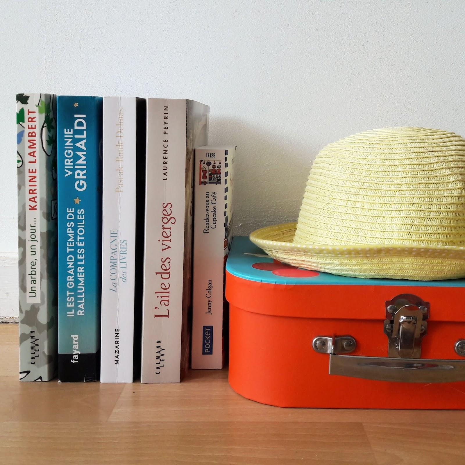 5 romans doux et légers à lire cet été