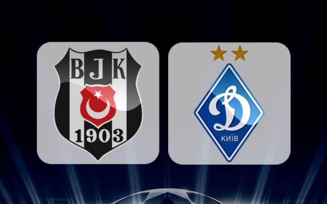 Besiktas Dynamo Kiew