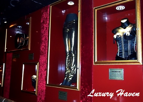 hard rock cafe penang memorabilia collection