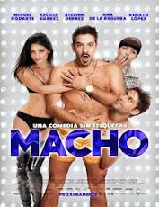 pelicula Macho (2016)