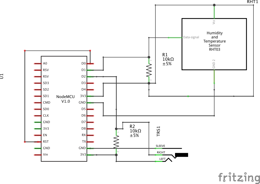 Home Hacking and Automation: Completed ESP8266/NodeMCU