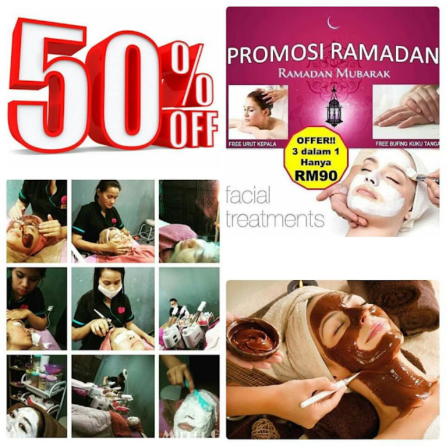 Promosi RAMADHAN 2016 di SPA Celebriti Secret