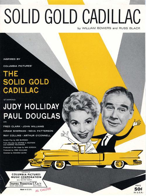 1956 Eldorado Biarritz Survivor Roster: The Solid Gold Cadillac ...