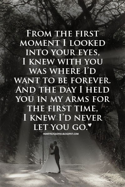I Want To Be With You Forever Heartfelt Love And Life Quotes