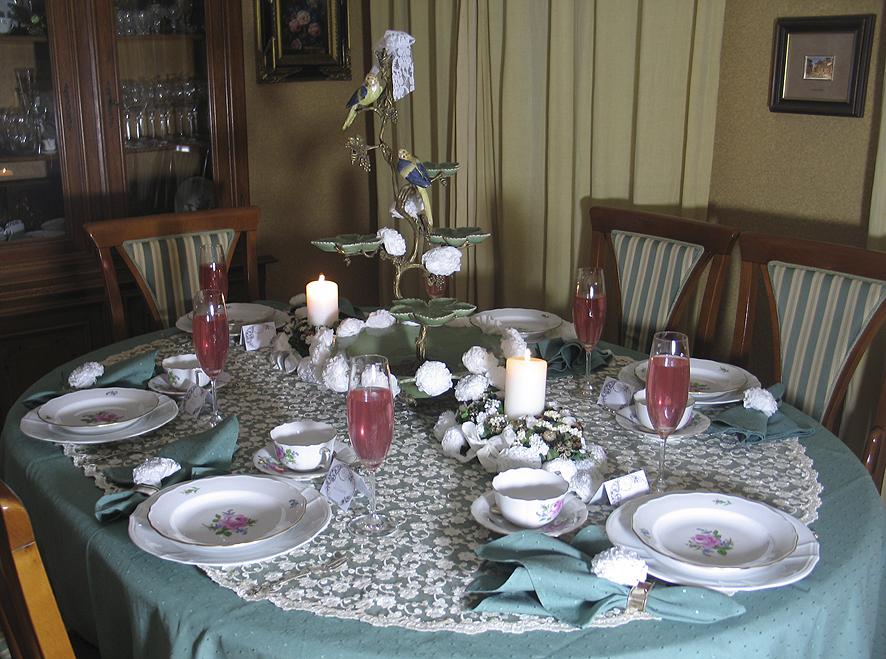 Silber tea time tuesday high tea tablescape let 39 s pretend - Weihnachtsgeschenk ehemann ...
