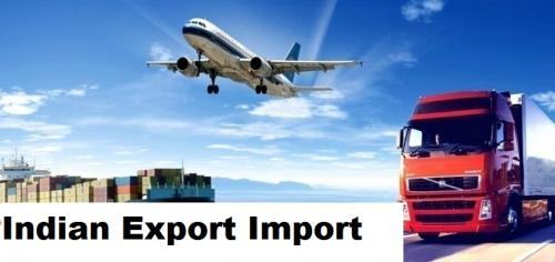Collection of export import data India