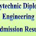 Polytechnic Admission Result 2016 - www.Techedu.gov.bd