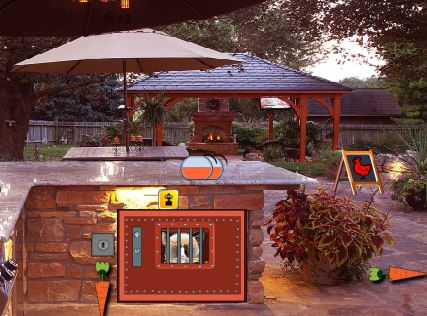 KnfGames Outdoor Kitchen …