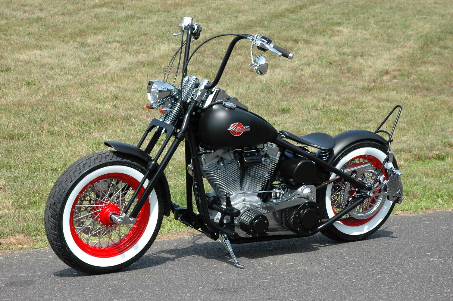 Hot Rod Harley >> biker excalibur II: HARLEY POWERED RED WHEEL HOT ROD