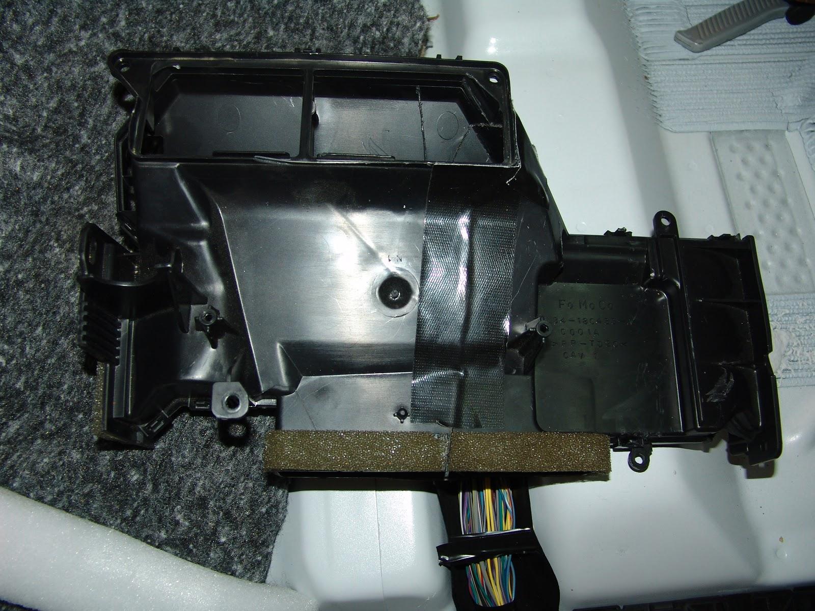 Mazda B2500 Fuse Box Diagram As Well Ignition Module Wiring Diagram