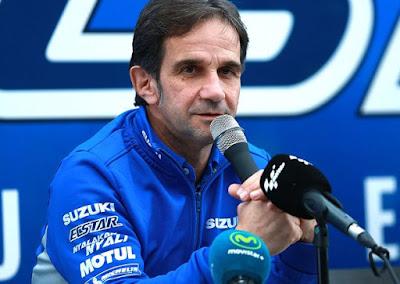 Suzuki MotoGP Akan Bentuk Tim Satelit Juli Mendatang