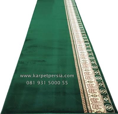 karpet sajadah roll, karpet sajadah polos, karpet sajadah Jogja