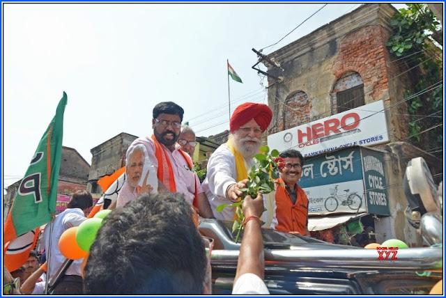 BJP candidate SS Ahluwalia in Durgapur