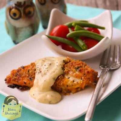 Ritzy cheddar baked chicken_menumusings