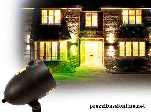 Proiettore Luci Natalizie Mediashopping.Prezzi Bassi Online Laser 3d Deluxe Da Mediashopping Opinioni