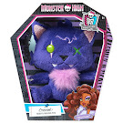 Monster High Just Play Crescent Freaky Fabulous Pet Bean Plush Plush