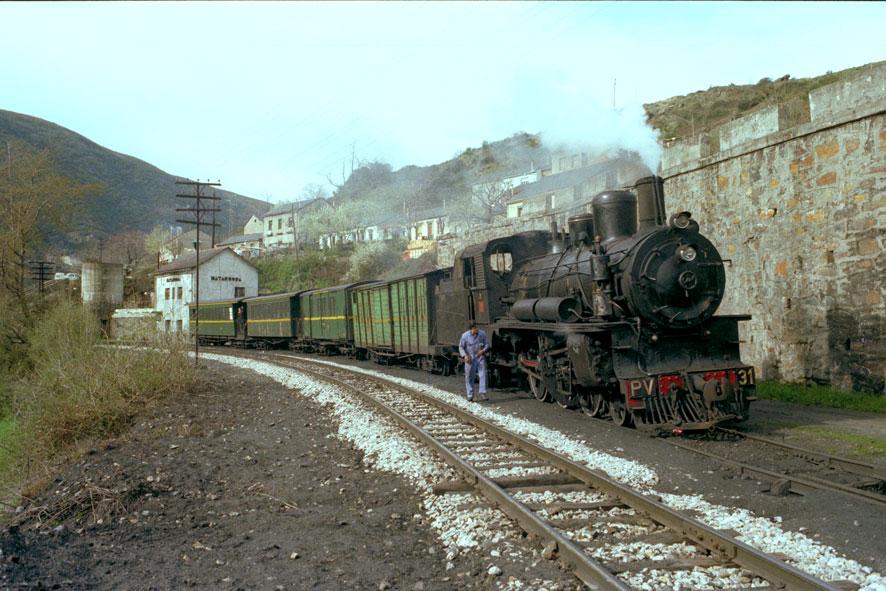 El Ferrocarril de Ponferrada a Villablino: Los otros