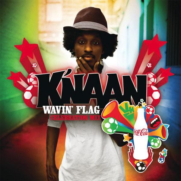 K'naan - Wavin' Flag (Coca-Cola Celebration Mix) iTunes m4a