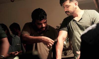 Kuttram23 Movie Latest Working Stills ArunVijay | MahimaNambiar